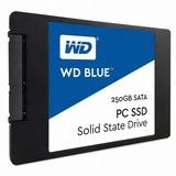 [리뷰] 빠른SSD WD BLUE 3D NAND 250G...
