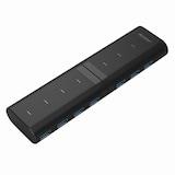 고성능 7포트 USB 3.0 허브 위즈플랫 ...