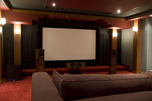20 dpg for Wallpaper home theater
