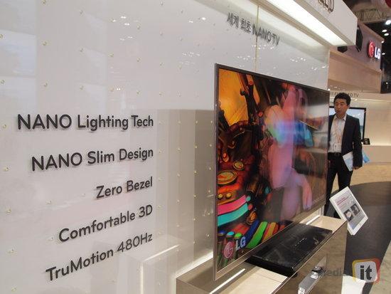 PA120862 thumb LG, 3D OLED·플렉서블 디스플레이 등 근미래 디스플레이 총망라