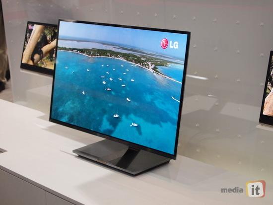 LG, 3D OLED·플렉서블 디스플레이 등 근미래 디스플레이 총망라 ...