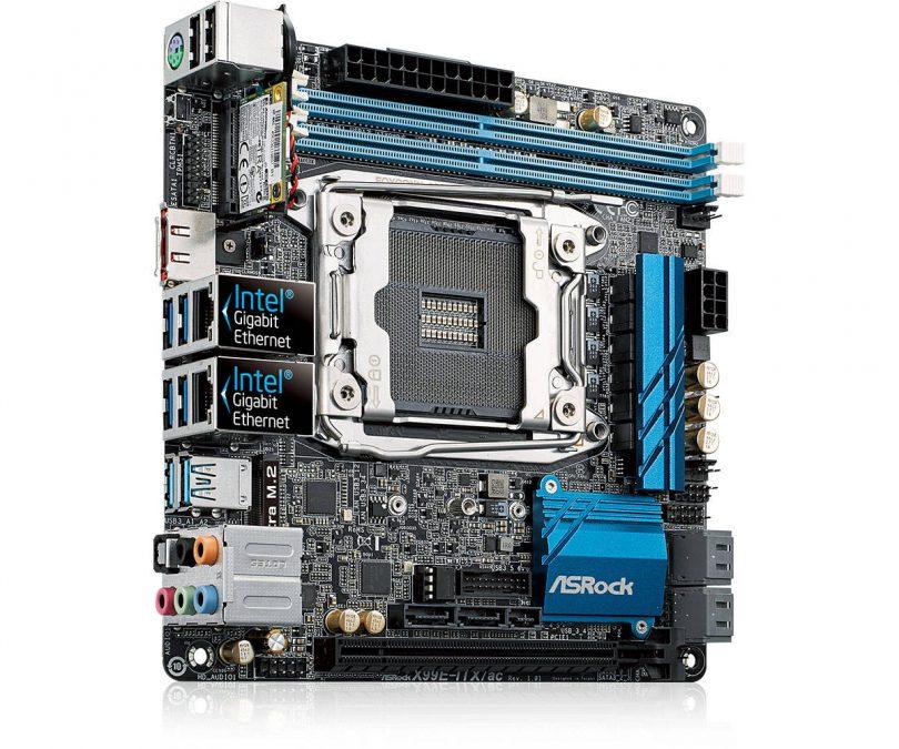 ASRock X99E-ITX / ac