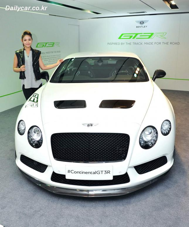 벤틀리 GT3-R