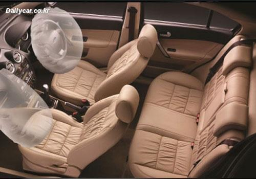 Ford Fiesta Classic Airbag