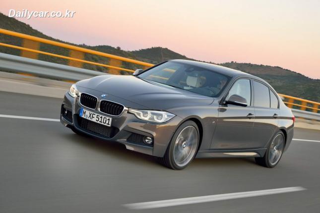 BMW, 3시리즈 LCI