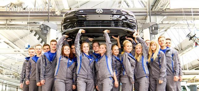 Volkswagen factory 출처=volkswagen