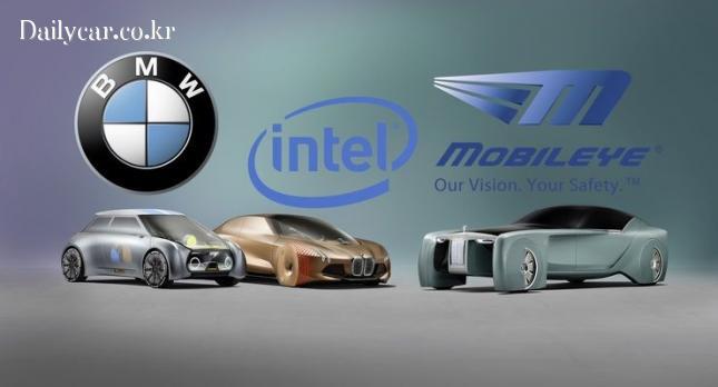BMW, 인텔, 모빌아이 협력(출처:Nashville Chatter)