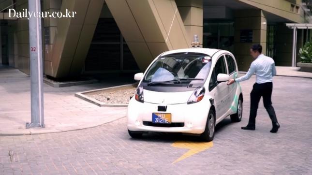 누토노미, 자율주행 택시