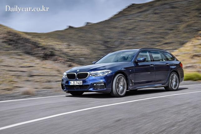 BMW, 5시리즈 투어링