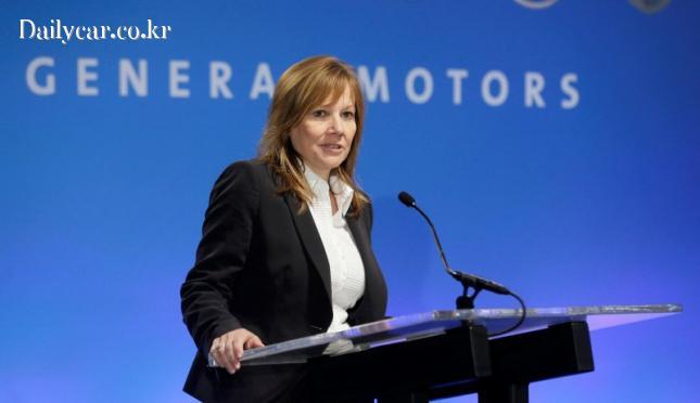 메리 베라 GM CEO (출처:포춘)