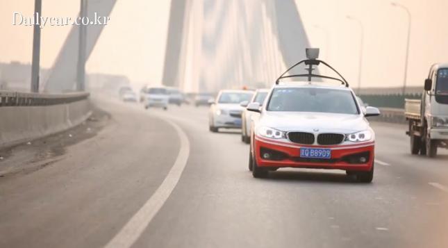 바이두 자율주행차(출처=techcrunch)