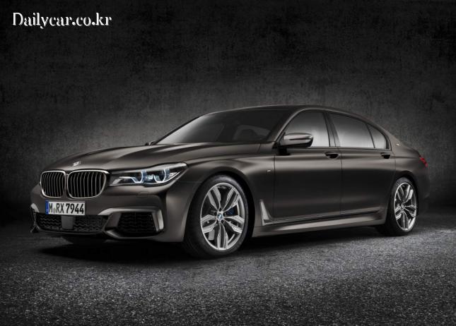 BMW M760Li x드라이브