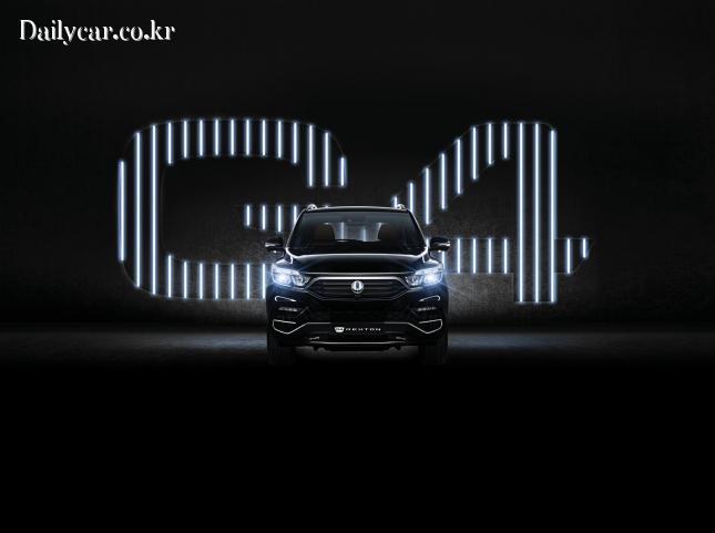 G4 Rexton (2017 서울모터쇼)