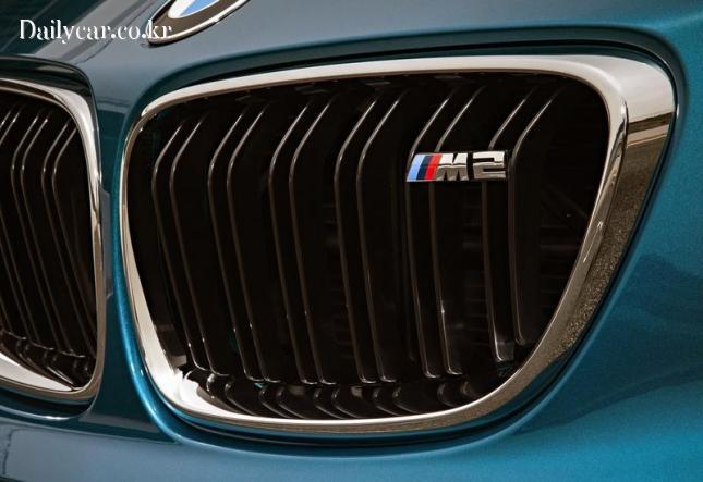 BMW M2 (M 모델 전용 라디에이터 그릴)