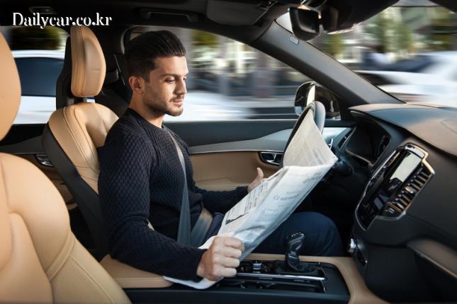 자율주행기술(출처:carscoops.com)