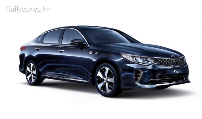 기아차, 2018 K5(SX디자인 K5 GT)