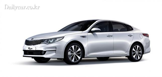 기아차, 2018 K5(MX디자인 1.7 디젤)
