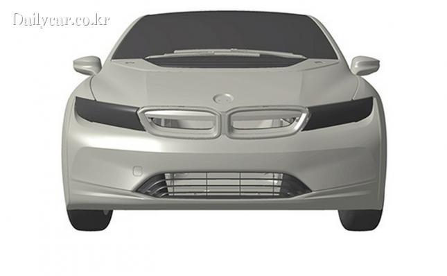 BMW, 차세대 i 모델 디자인 특허