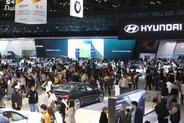 2017 서울모터쇼