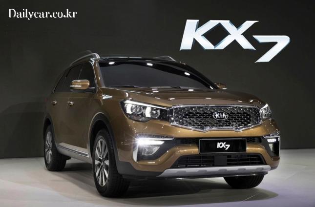 기아 KX7