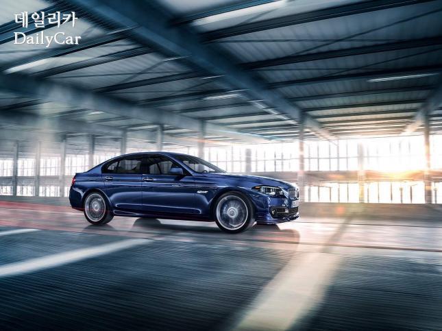 알피나, BMW B5 바이터보 (출처 오토에볼루션)