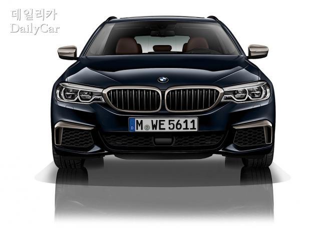 BMW, M550d x드라이브