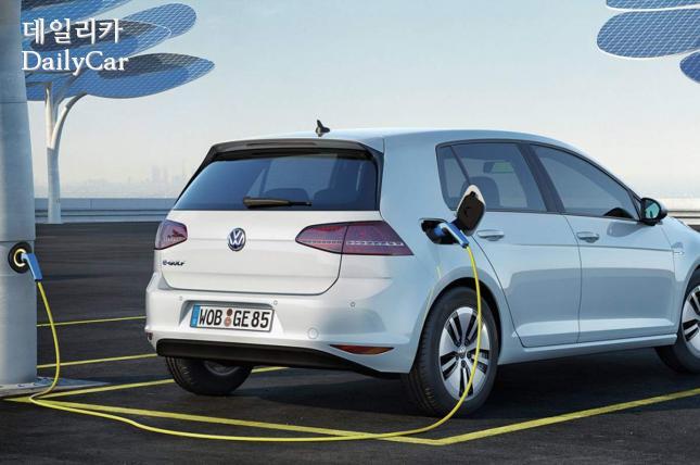 Volkswagen e golf 출처=amazon news
