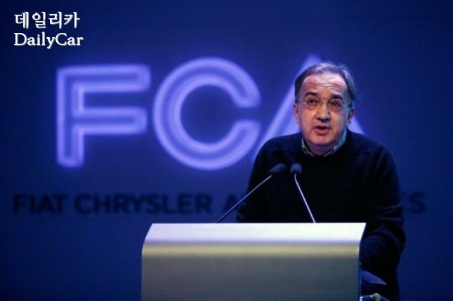 FCA그룹 CEO_세르지오 마르치오네(출처 Windsorstar.com)