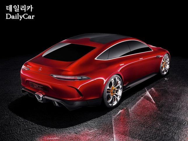 메르세데스-AMG, GT 컨셉