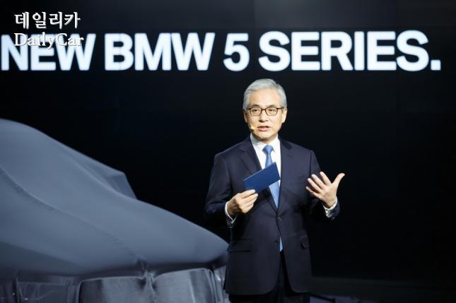 김효준 BMW 코리아 사장