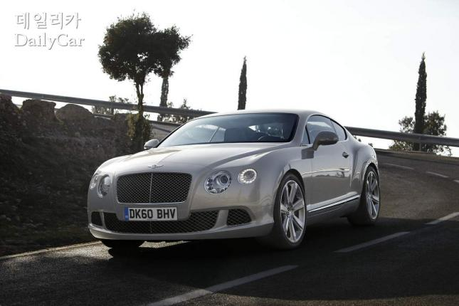 Bentley Continental GT W12