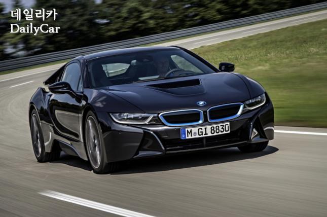BMW, i8