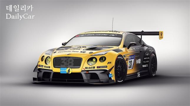 벤틀리 ABT 컨티넨탈 GT3
