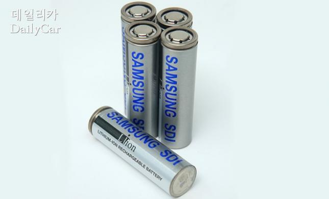 SamsungSDI battery 출처=chargedevs