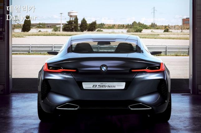 BMW, 8시리즈 컨셉 쿠페