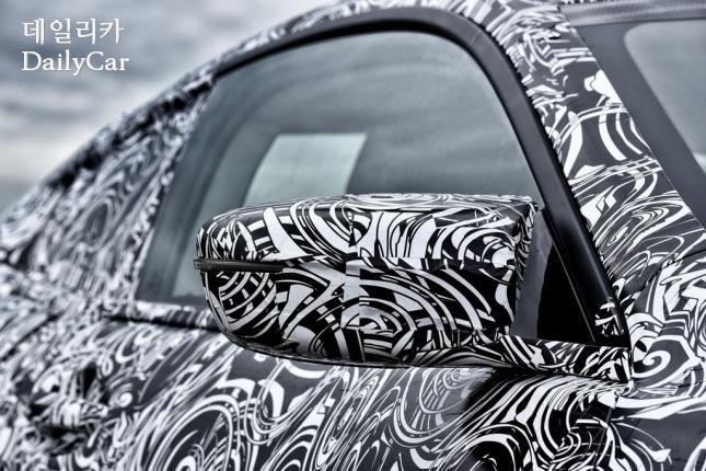 BMW, M8 프로토타입 이미지