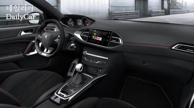 푸조, 2017 308 & 308 GTI 페이스리프트