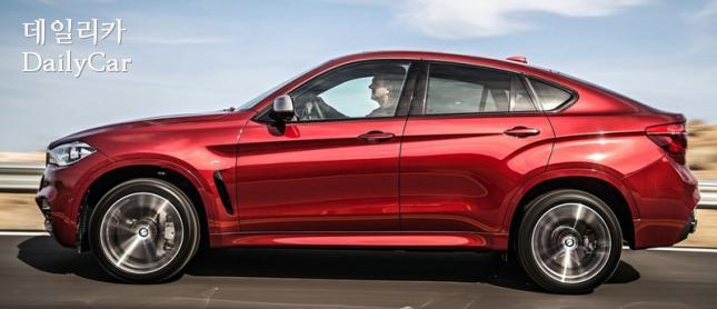 BMW X6 (쿠페형 SUV)