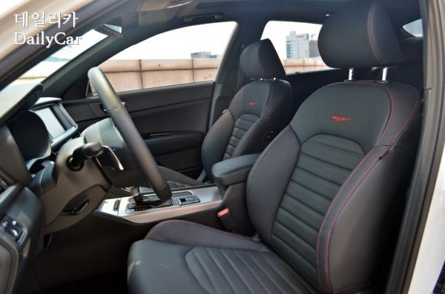 K5 GT