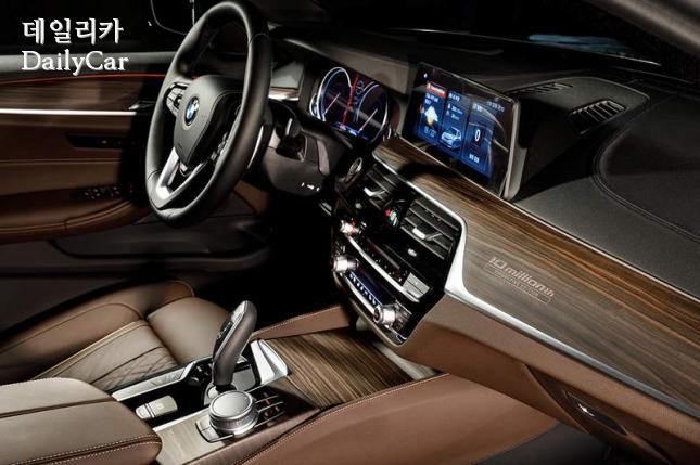 BMW 뉴 5시리즈 딩골핑 에디션