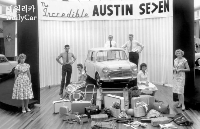 MINI Austin Seven (Morris Minor)