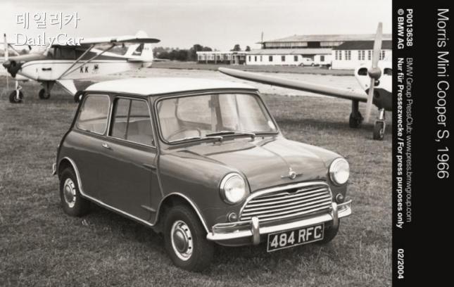 MINI 1966년 Morris Mini Cooper S