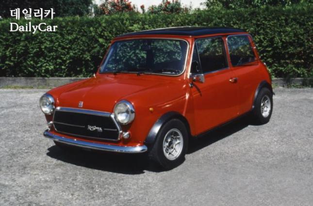 MINI 1970년 Mini Cooper 1300