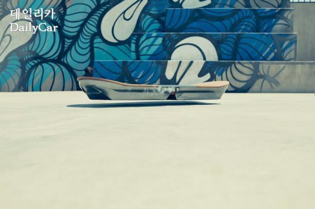 렉서스, '호버보드(Hoverboard)'