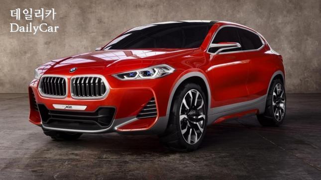 BMW, 컨셉 X2