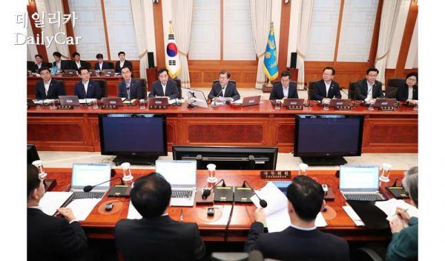 30차 국무회의 (제공: 청와대)