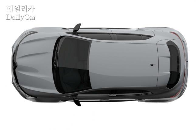 르노, 신형 메간 RS 특허 이미지 (출처 WIPO)