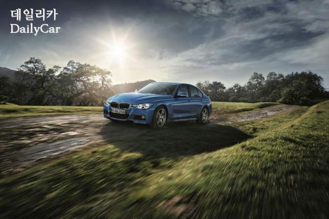 BMW, 330i M 스포츠 패키지 출시