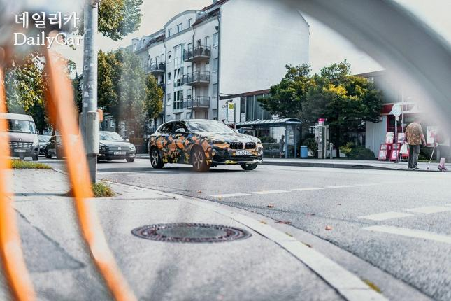 BMW, X2 프로토타입
