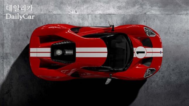 포드 GT ′67 헤리티지 에디션